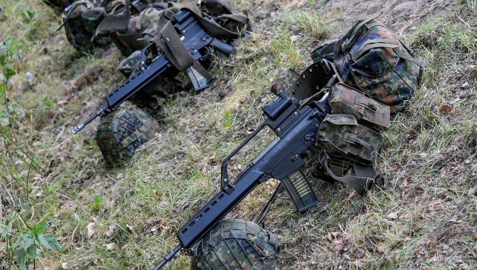 Bundeswehr-Ausrüstung
