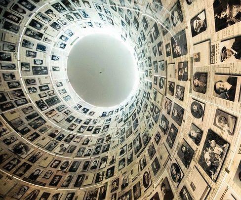 Gedenkstätte Yad Vashem in Jerusalem: Hingst hatte gefälschte Opferbögen hinterlegt
