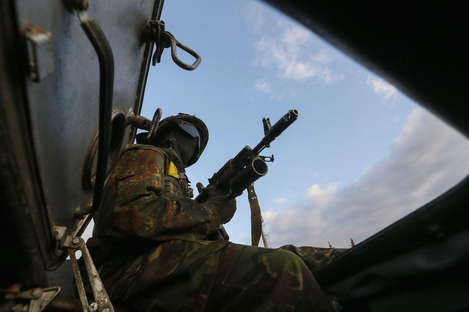 Ukraine Fallschirmjäger