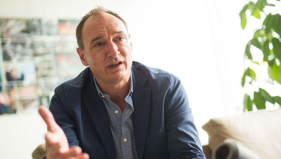 Max Conze, ehemaliger Dyson-Chef, soll die Nachfolge von Thomas Ebeling antreten