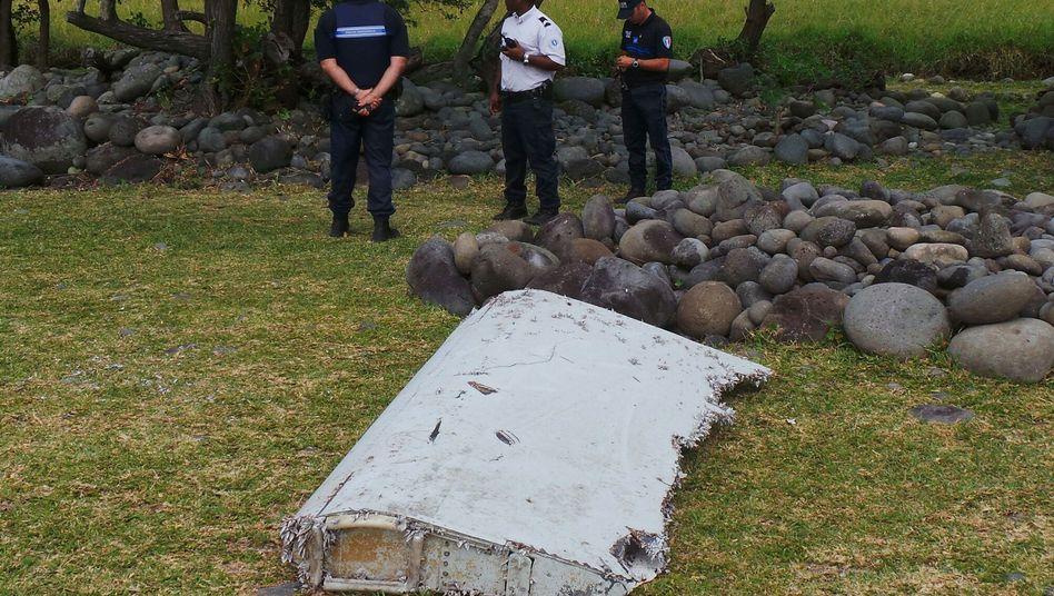 Flug MH370: Australische Behörde rechnet mit Fund des Boeing-Wracks