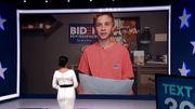 """""""Mir hat Joe Biden geholfen. Stellt euch vor, was er für uns alle tun könnte"""""""
