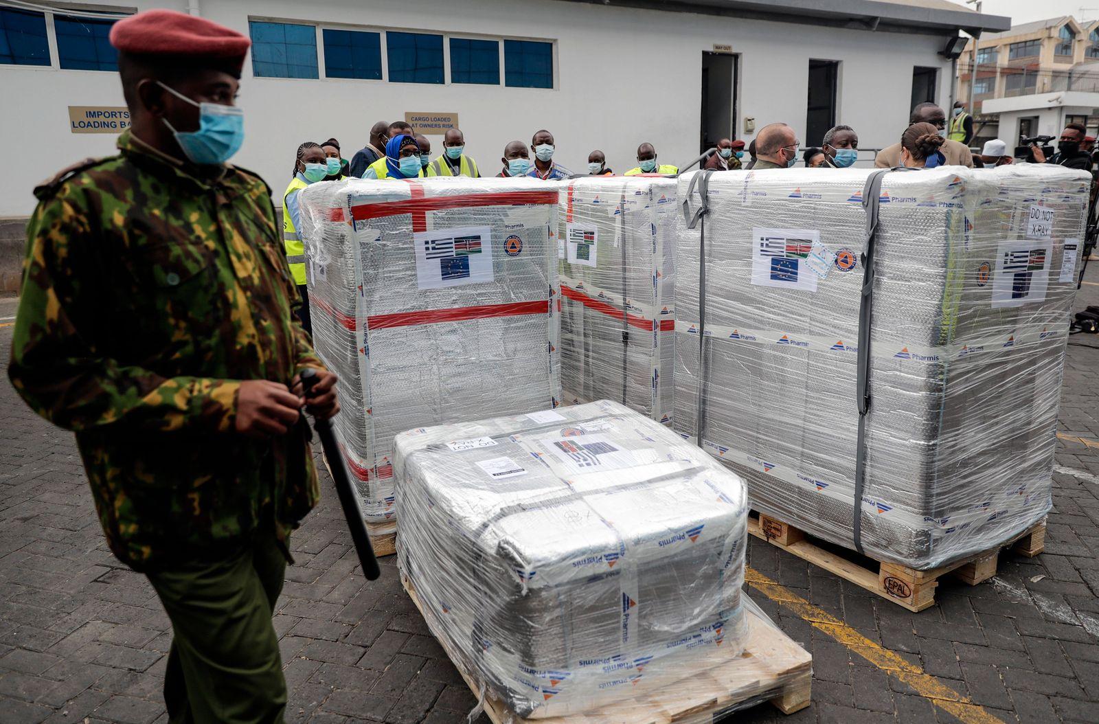 Virus Outbreak Donation Dependency