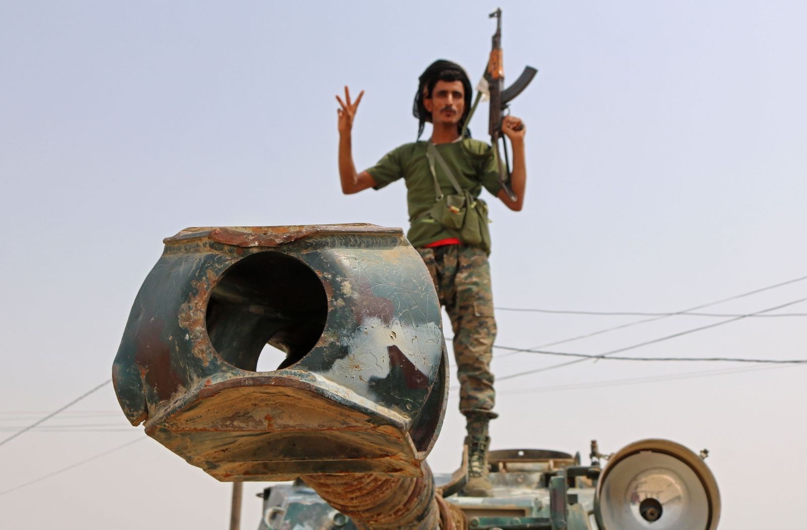 Jemen/VAE