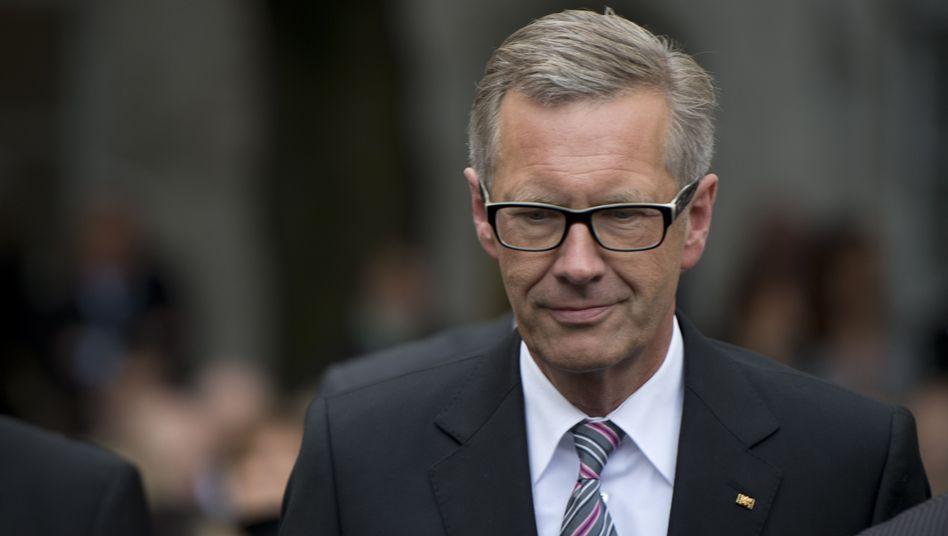Ex-Bundespräsident Wulff: Seine Ausgehgewohnheiten wurden ausgeforscht