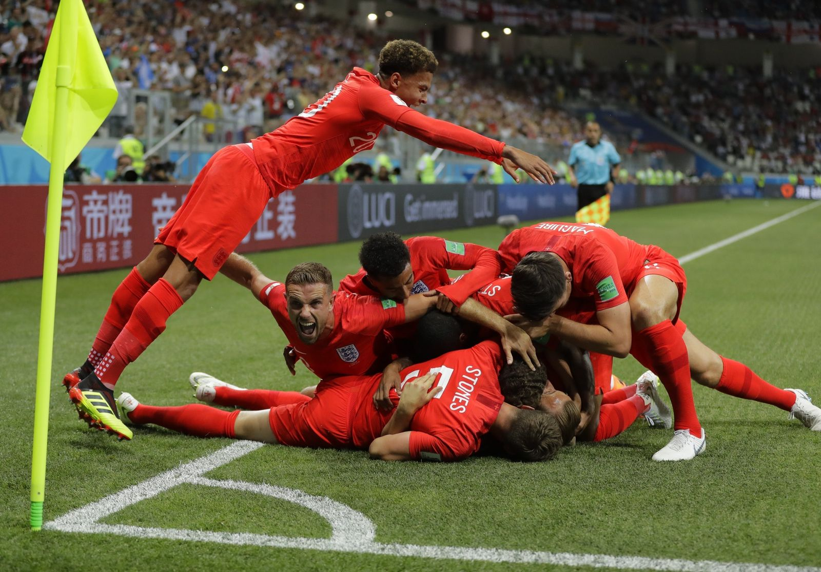 Russia Soccer WCup Match Moments Day 5 Photo Gallery