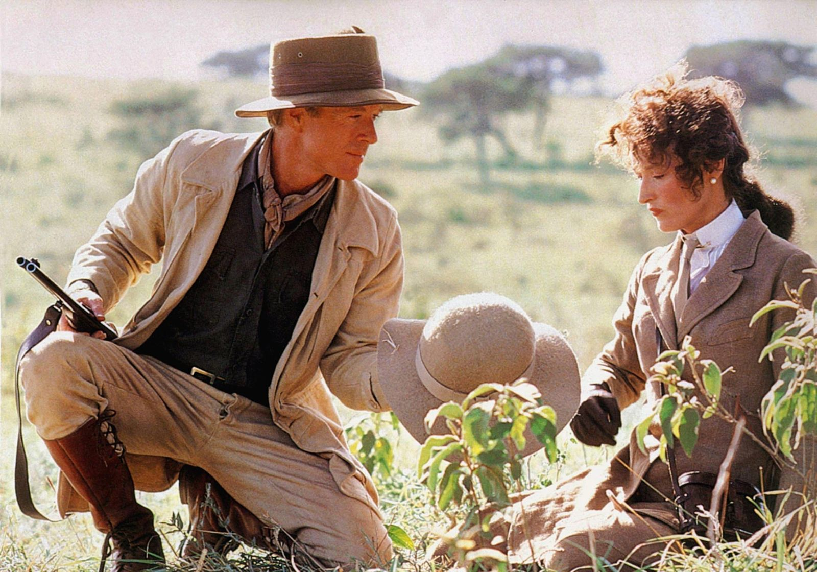 Jenseits von Afrika / Out of Africa