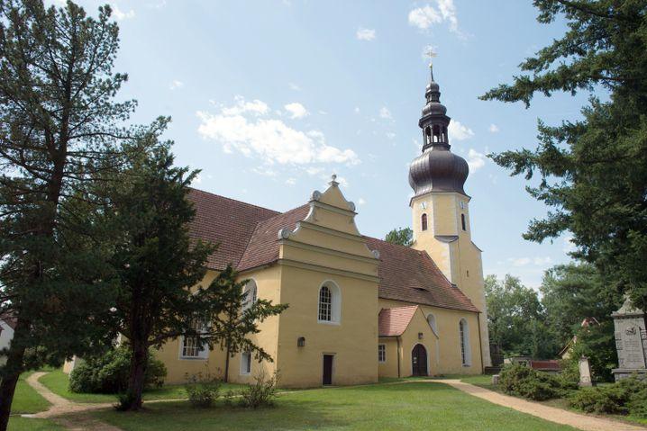 Neschwitzer Kirche