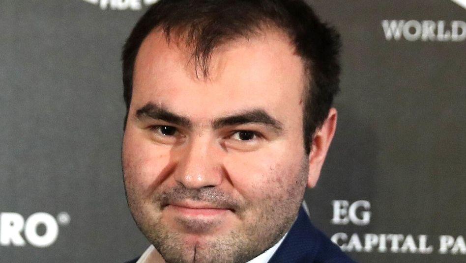 Schachrijar Mamedjarow