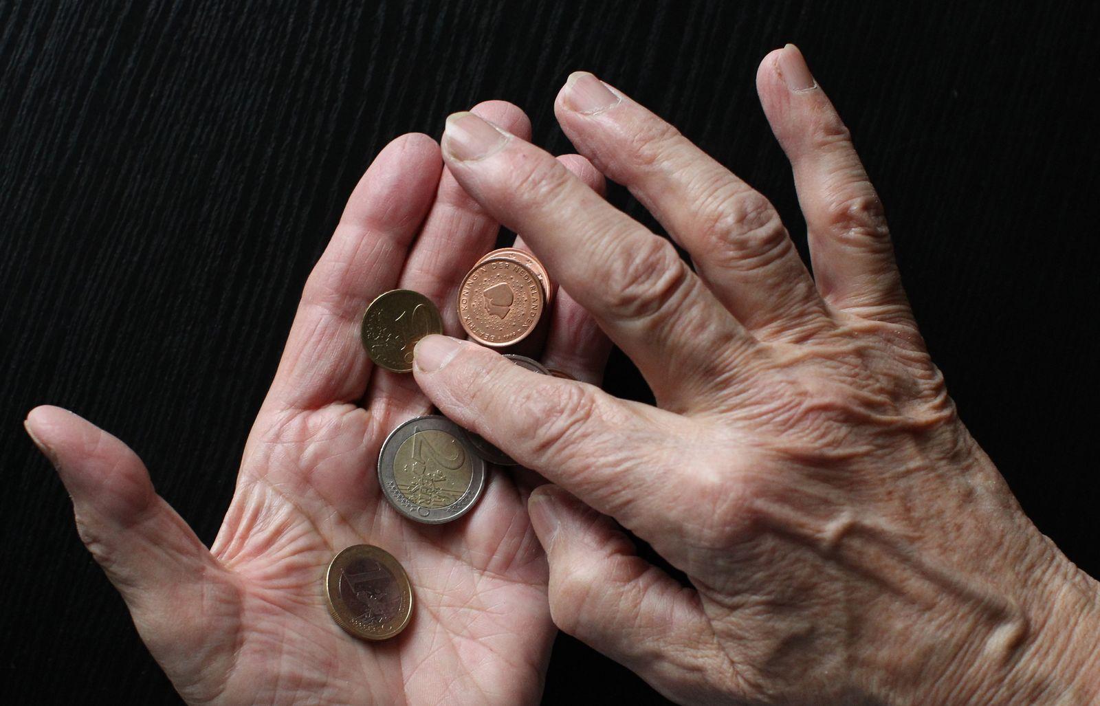 Sozialverband warnt vor Zunahme der Altersarmut in Thüringen
