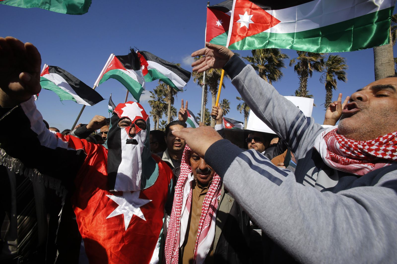 Mideast Jordan Islamic State