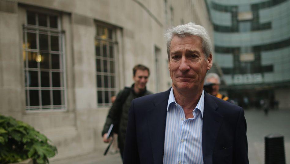 "BBC-Moderator Jeremy Paxman: ""Sicher nicht besonders kreativ"""