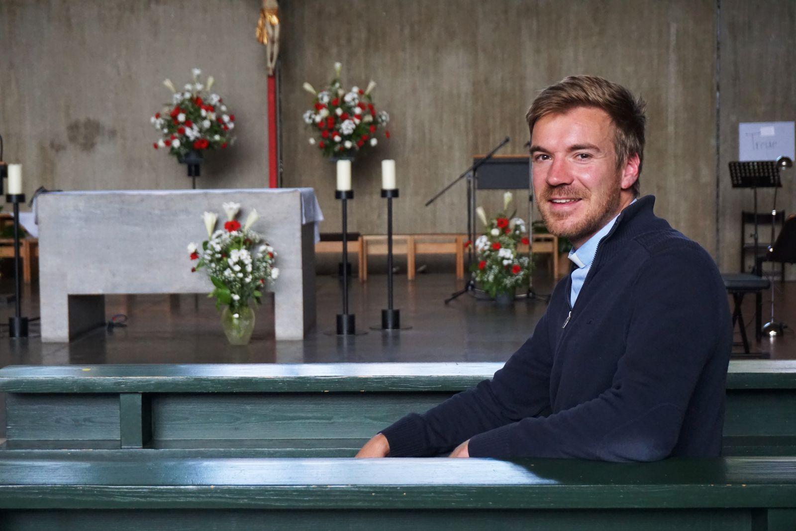Mein 1. Jahr im Job / Priester