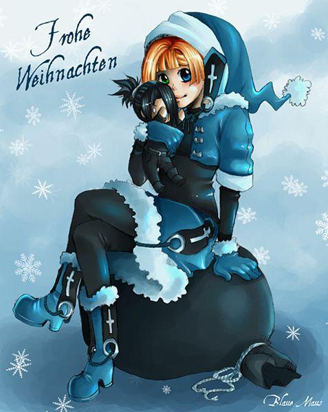EINMALIGE VERWENDUNG Weihnachtskalender 2010 / Melanie Schober
