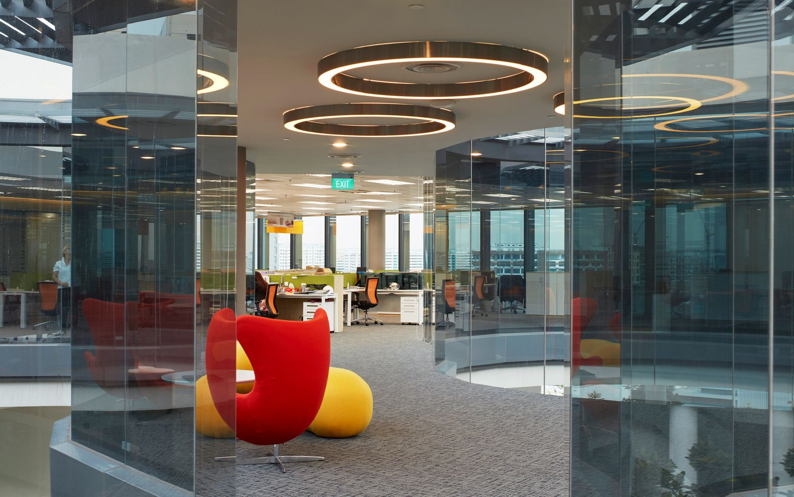 SELECT Group Headquarters, Singapore, Singapore. Architect: Kay Ngee Tan, 2016.