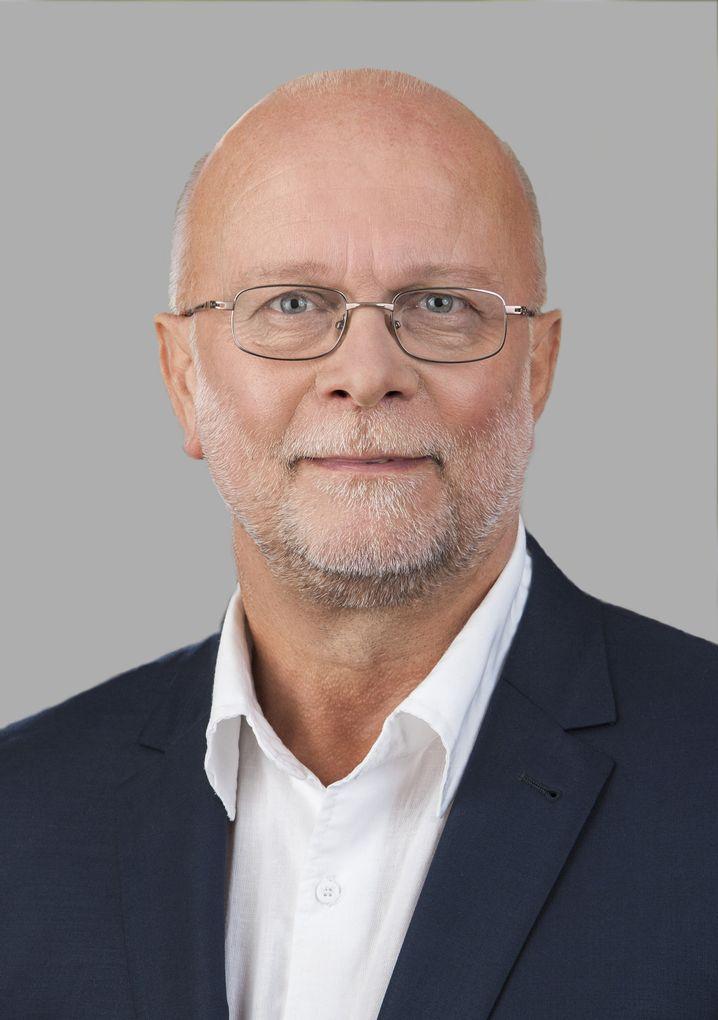Klaus-Dieter Grothe