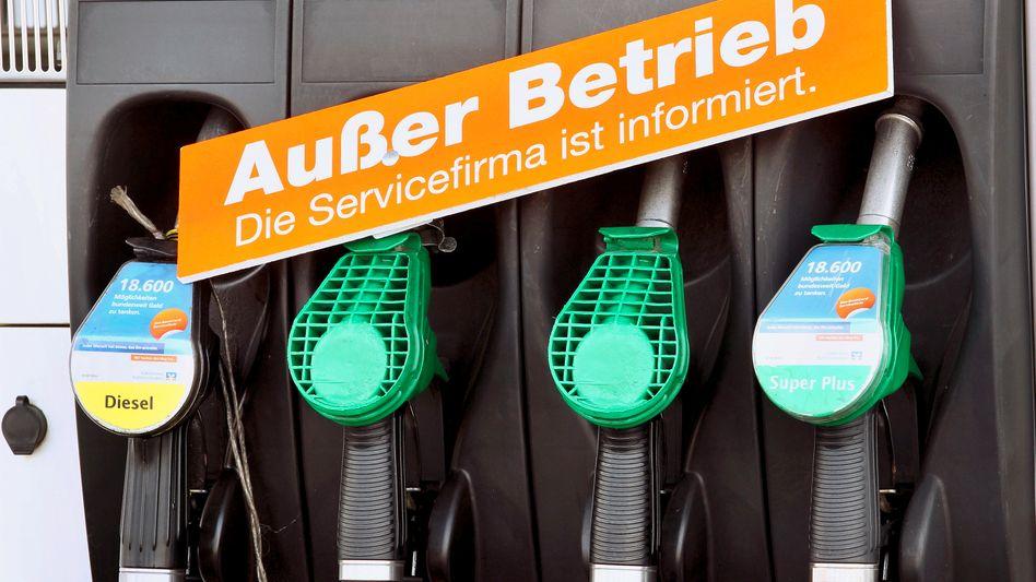 """Defekte Zapfsäule: """"Rechtsverbindliche"""" Aussagen über die Verträglichkeit des Kraftstoffes"""