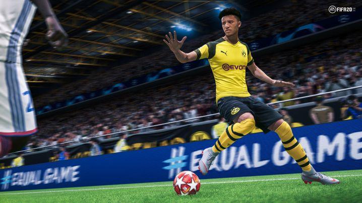 """""""Fifa 20 """"von EA Sports fürPC/PS4/XboxOne,25bis45 Euro"""
