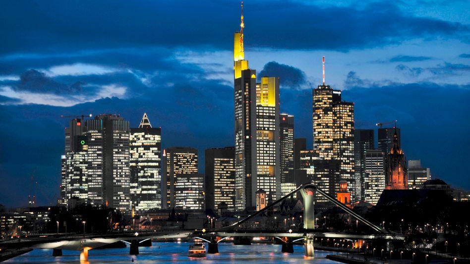 """Frankfurter Banken-Skyline: """"Was wir erlebt haben, könnte sich wiederholen."""""""