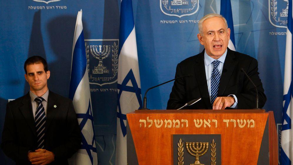 Photo Gallery: Netanyahu's Dangerous Strategy