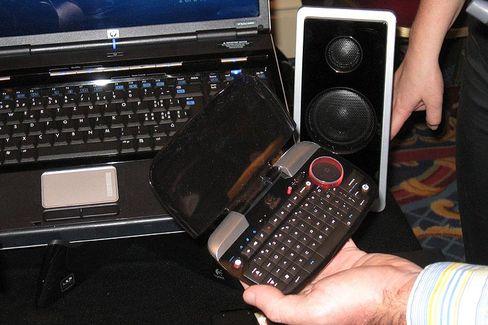 Mini-Tastatur, Maxi-Preis: Logitechs schicke diNovo mini kostet 150 Euro