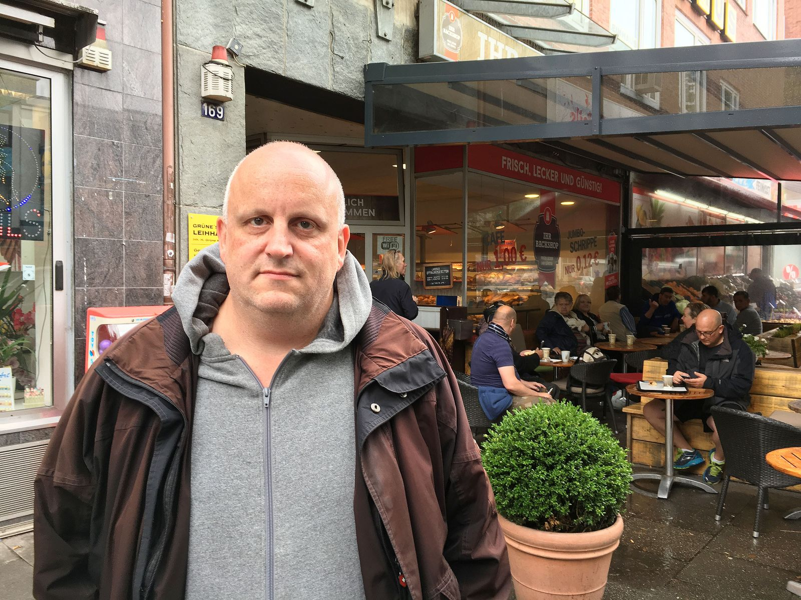 Messerattacke in Hamburg