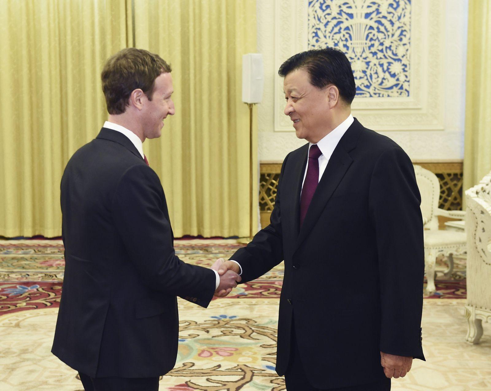 China/ Facebook