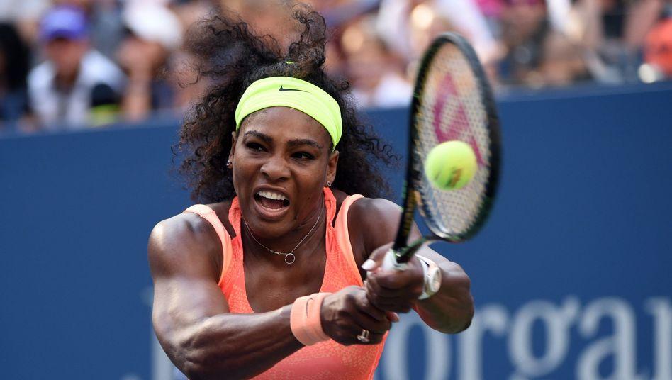 Tennisspielerin S. Williams: Auf dem Weg zum Grand Slam