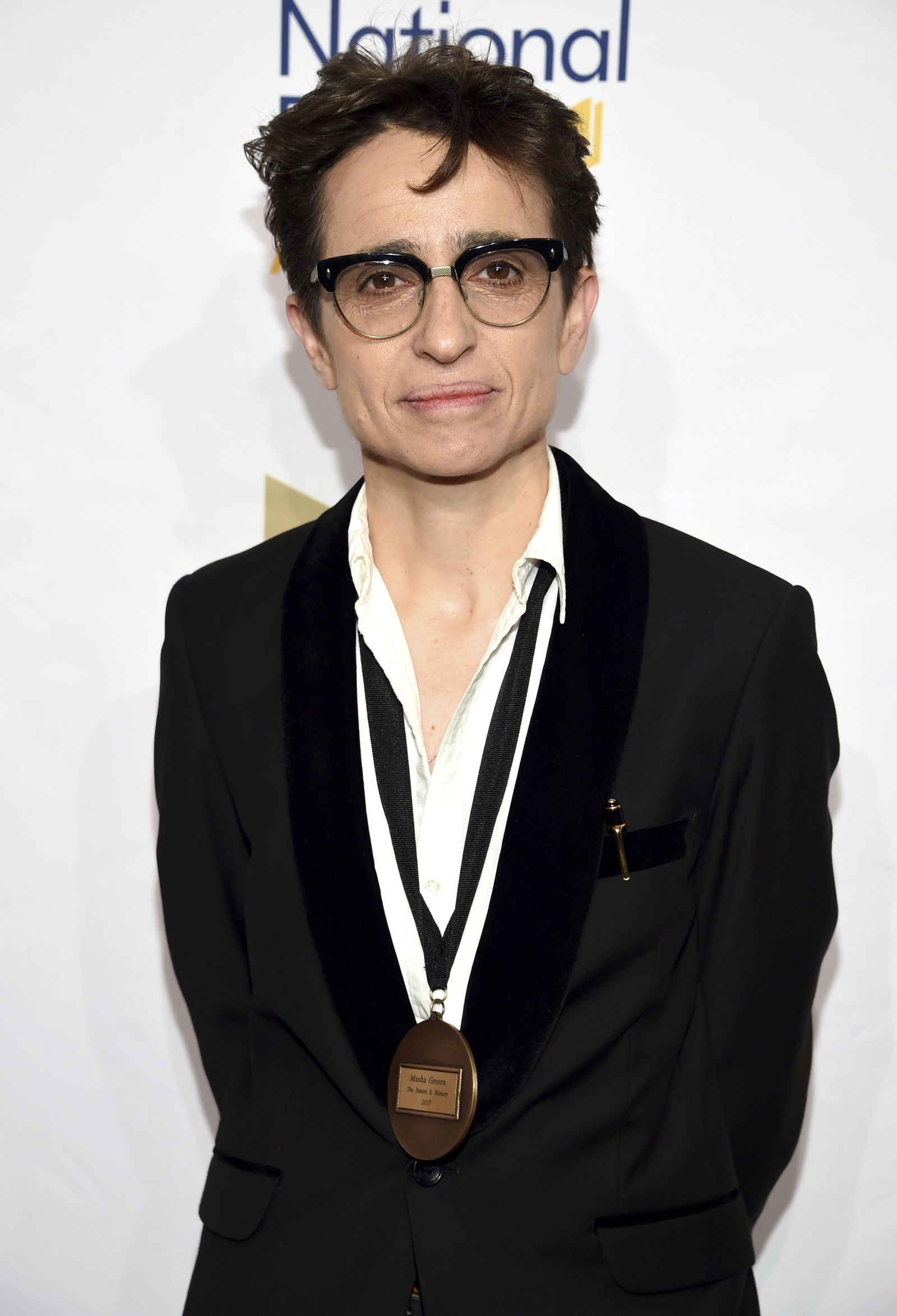 National Book Awards/ Masha Gessen