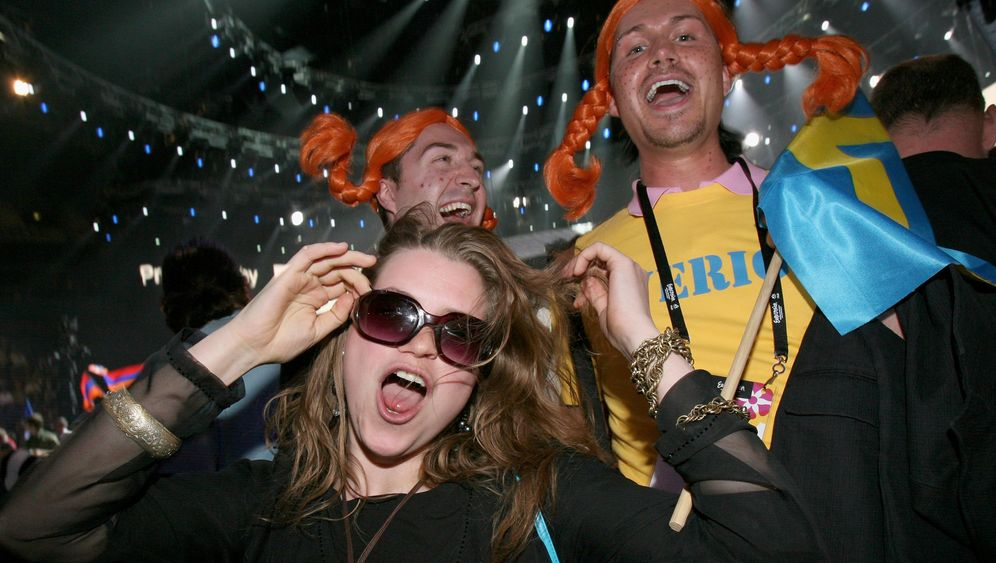 Eurovision Song Contest: Fummel und Faschingsroben