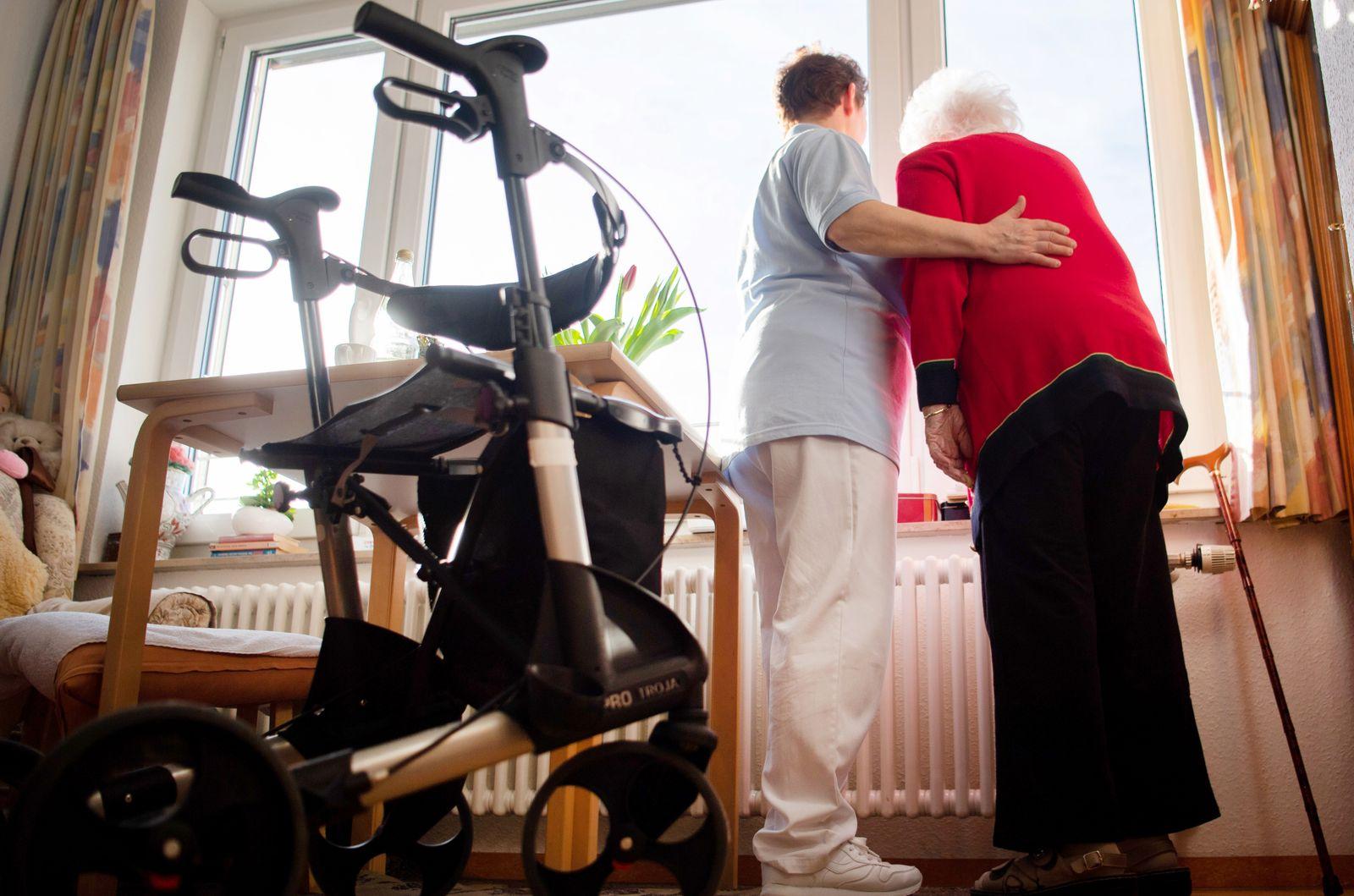 Corona-Bonuszahlungen in der Altenpflege