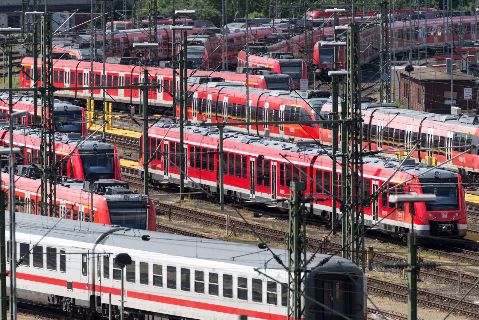 Bahn GDL