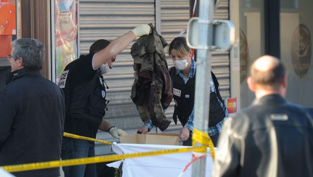 Angriff in Frankreich: Schießerei in Montauban