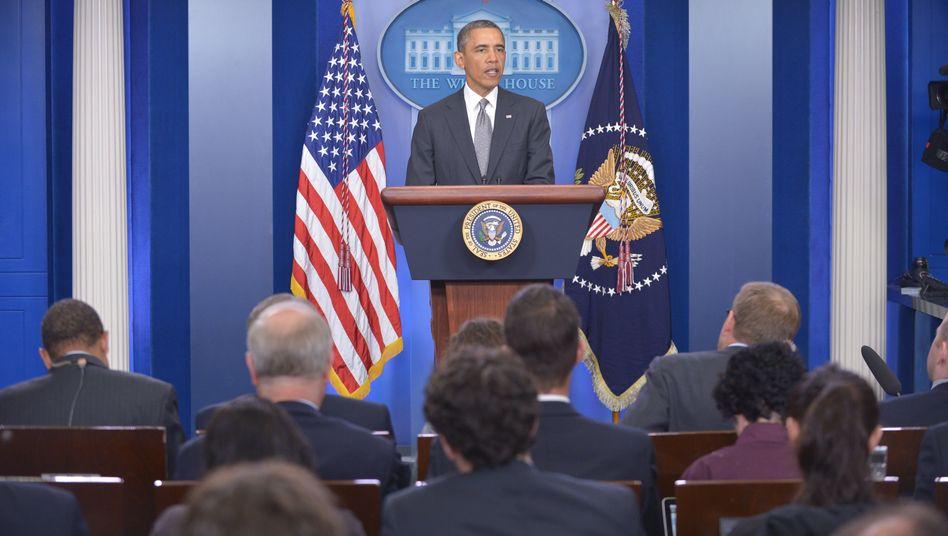 Anschlag in Boston: Obama spricht erstmals von Terrorakt