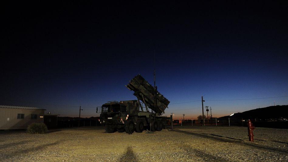 """Starteinheit des Raketensystems """"Patriot"""" der Bundeswehr: Möglicher Einsatz in der Türkei"""