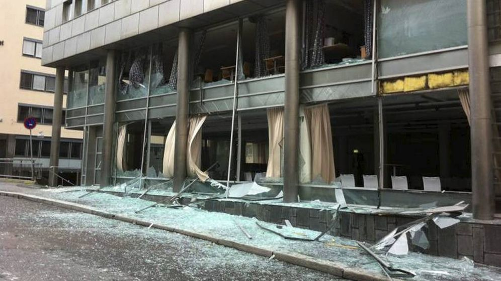 Photo Gallery: Explosion in Oslo