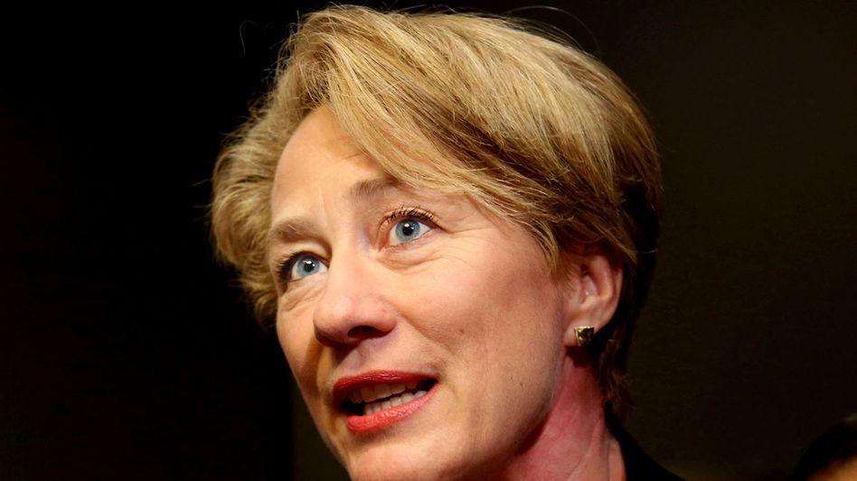 US-Diplomatin Alice Wells