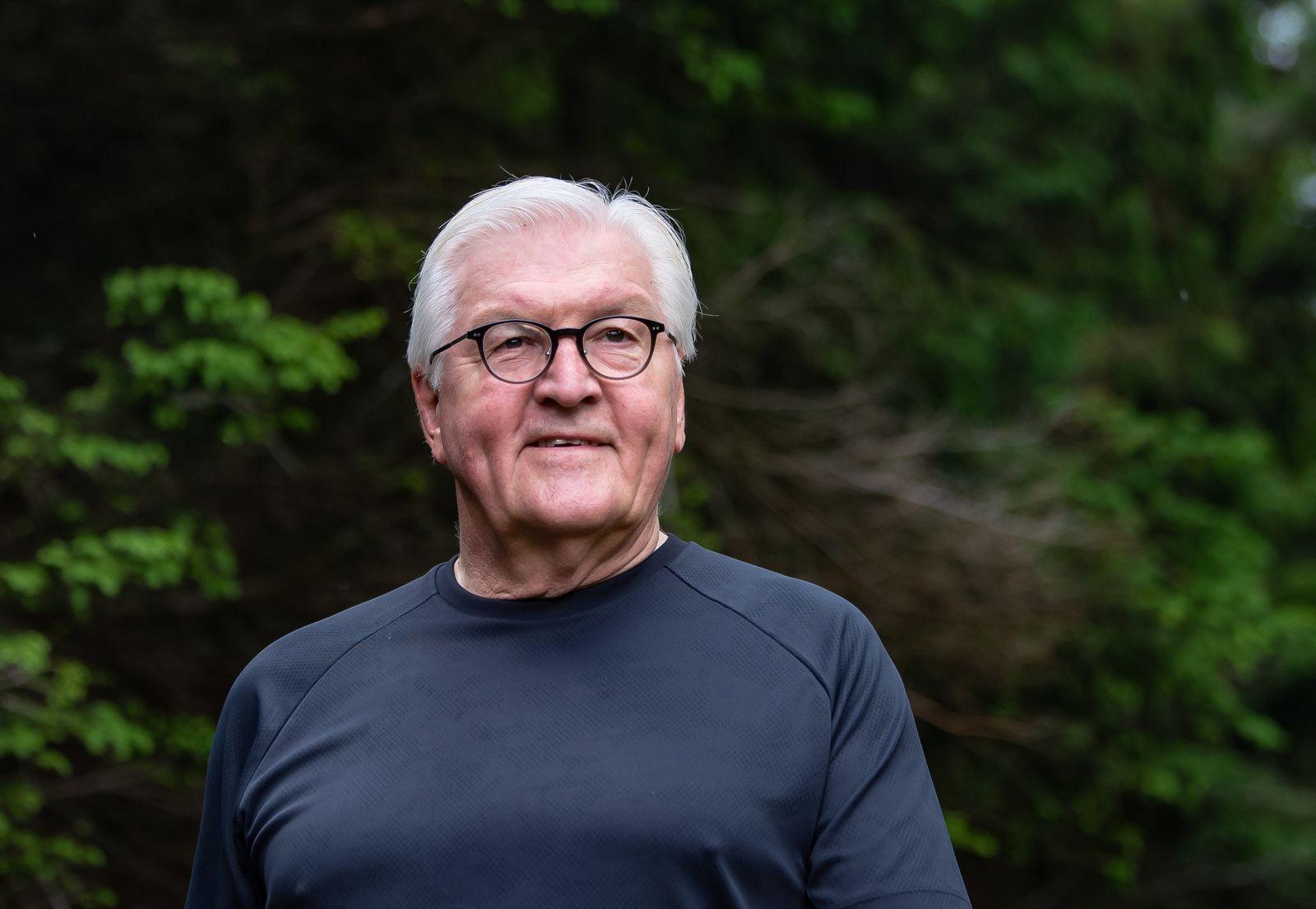 Bundespräsident Steinmeier wandert im Harz