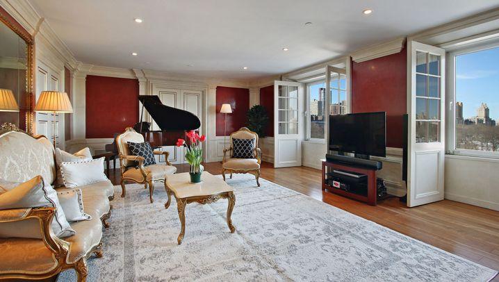 Fotostrecke: Apartment für Glamrocker