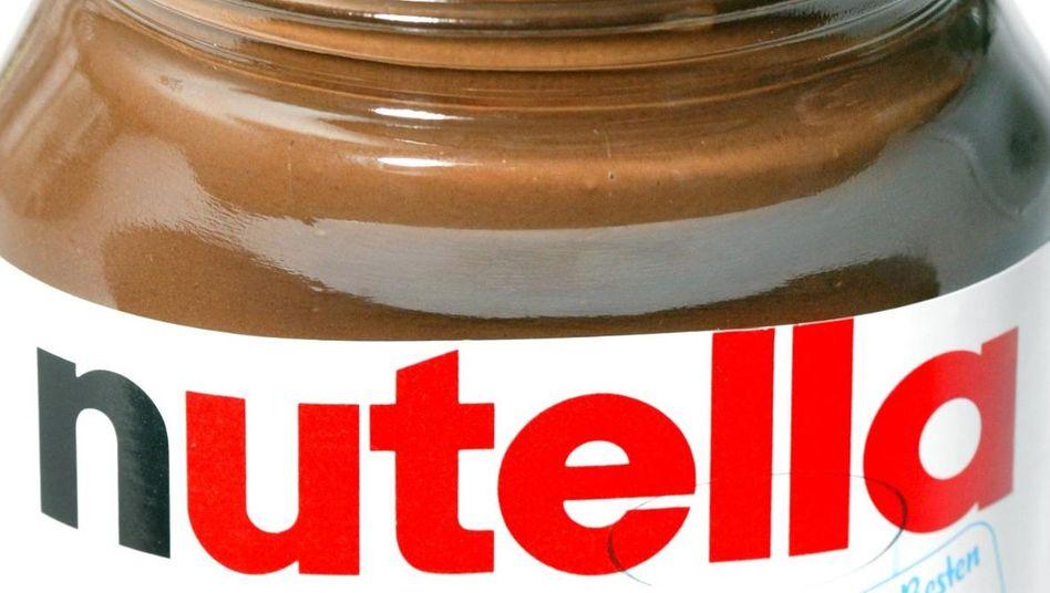 Nutella-Glas (Archiv)