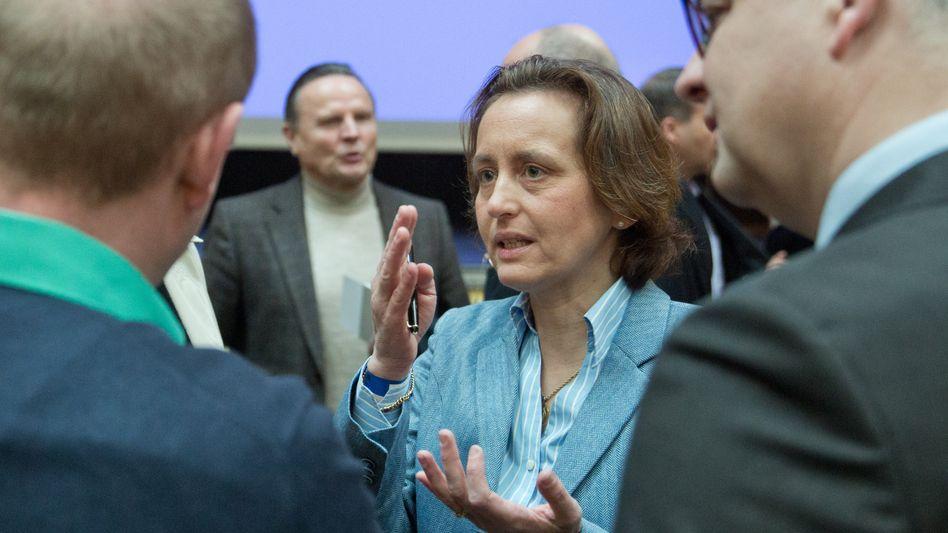 Die AfD-Politikerin Beatrix von Storch zahlt ihre GEZ-Gebühren nicht