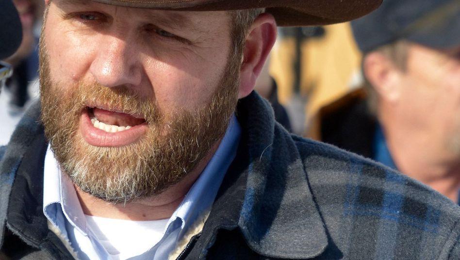 Protest gegen US-Regierung: Bewaffnete Rancherbesetzen Nationalpark in Oregon