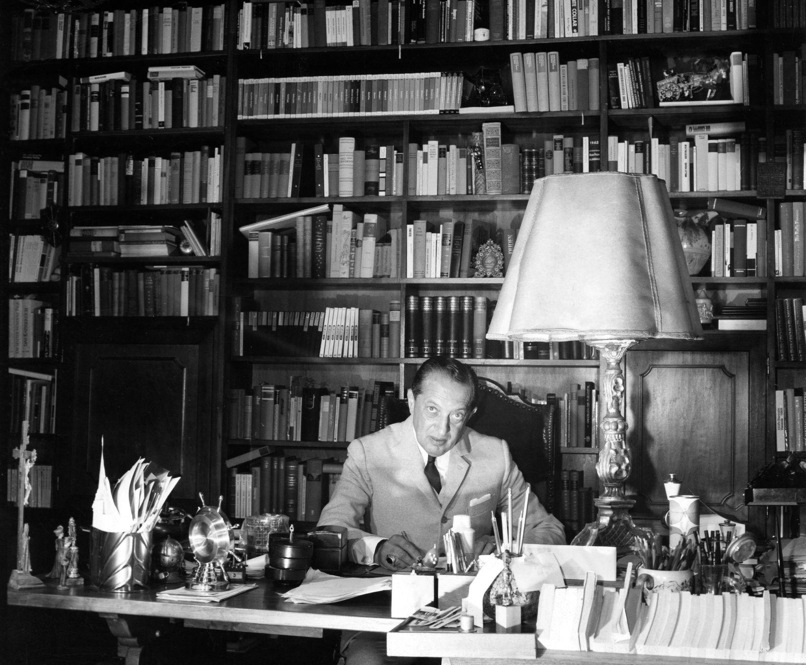 Habe, Hans - Publizist, Oesterreich/ undatiert