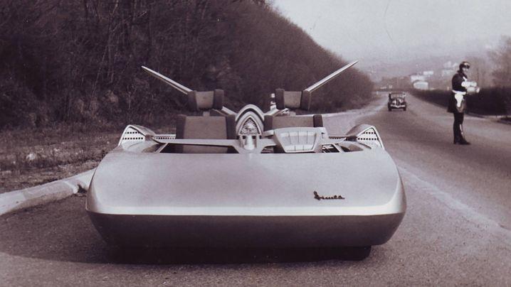 Simca Fulgur: Hightech unter der Haube