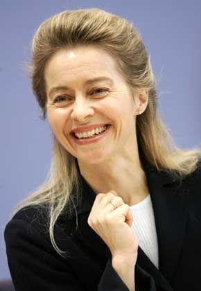 """Ursula von der Leyen: """"Ich stehe im Sturm"""""""