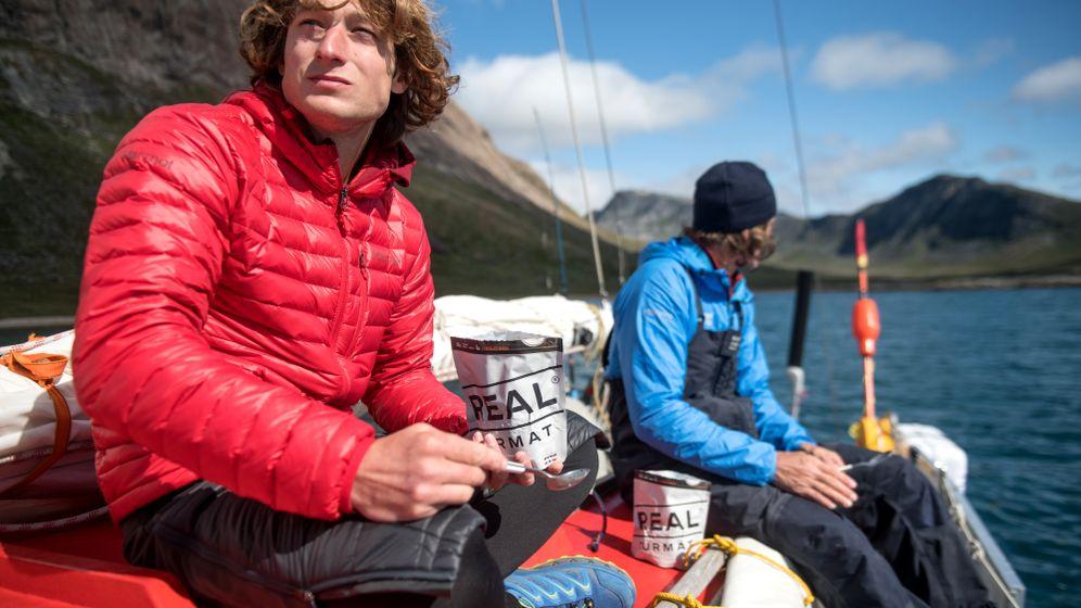 """Expedition """"Coast to Coast"""" in Grönland: Start auf dem Inlandeis"""