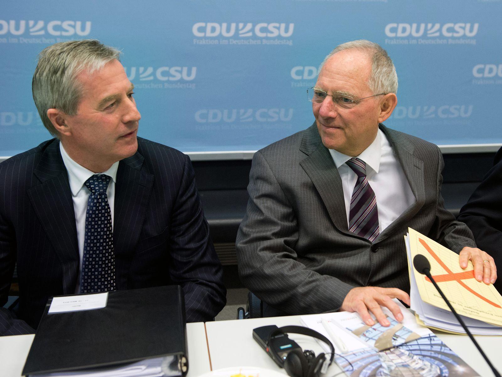 Schäuble / Fitschen