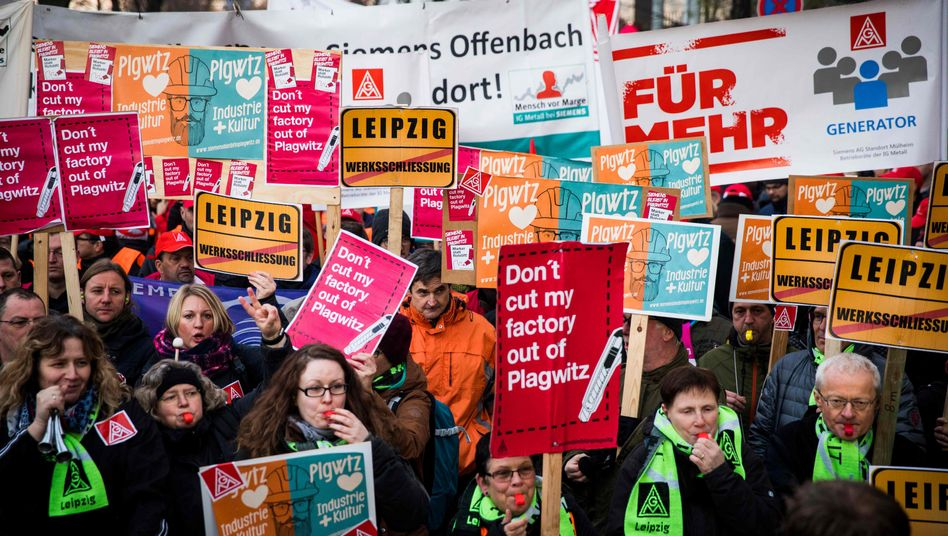 Proteste am Donnerstag in Berlin