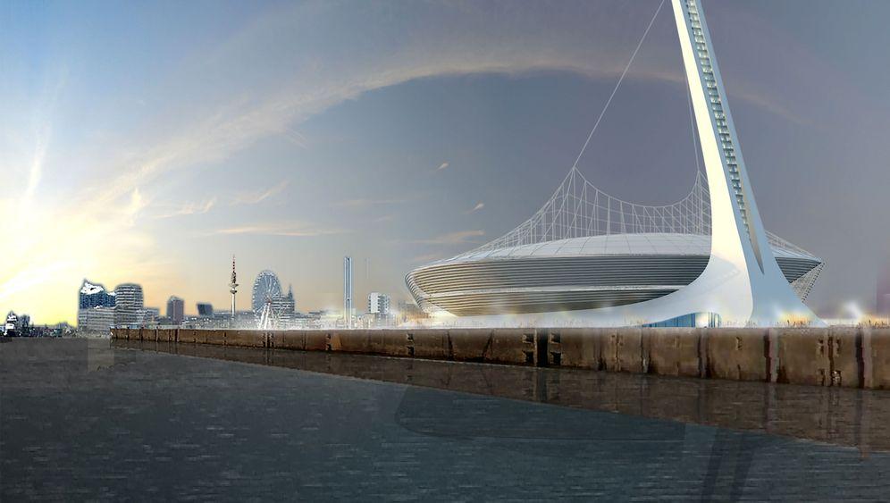 Pläne für Hamburg 2024: So könnte das olympische Dorf aussehen