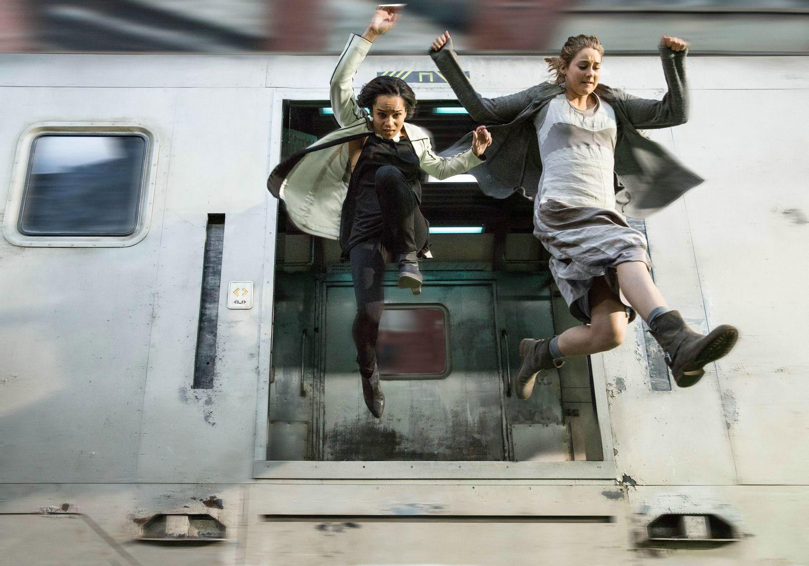 EINMALIGE VERWENDUNG Film/ Die Bestimmung - Divergent VID